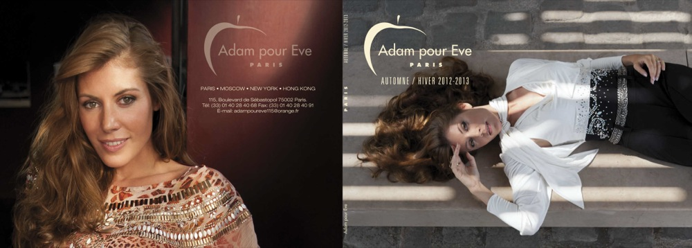 catalogue adam pour eve