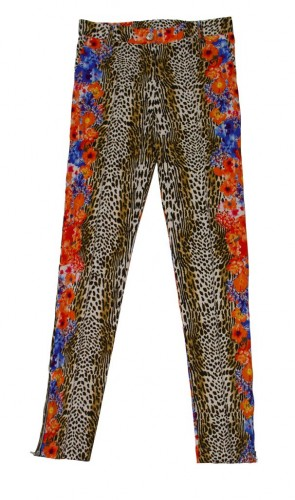 JUS D ORANGE_Jean leopard fleuri_59e