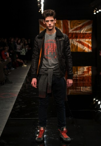 Superdry AW14 London Collections: Men - Show