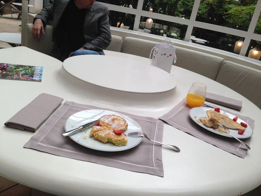 La Mode C' Nous Petit déjeuner à la table du chef