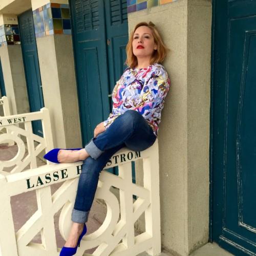 Mon Look du samedi à Deauville