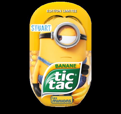 TIC TAC MINIONS